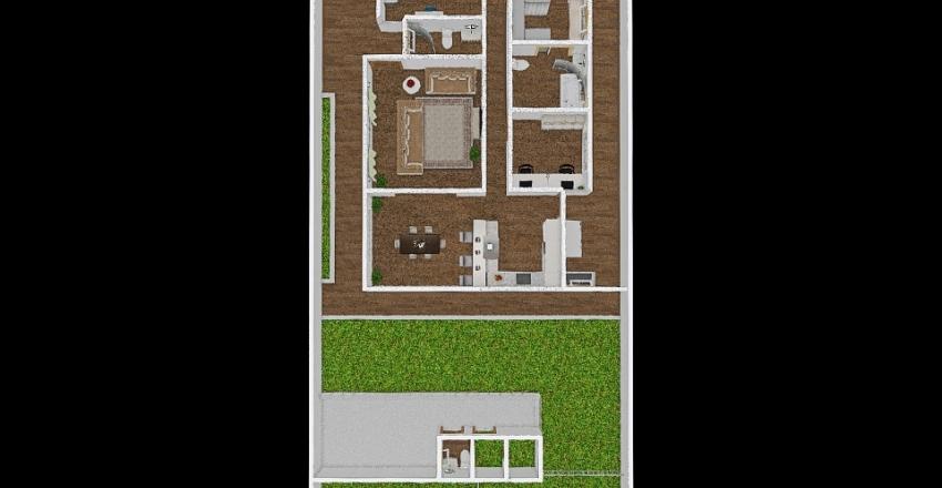 Casa 04 Interior Design Render