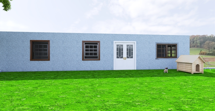 NEW TRY Interior Design Render