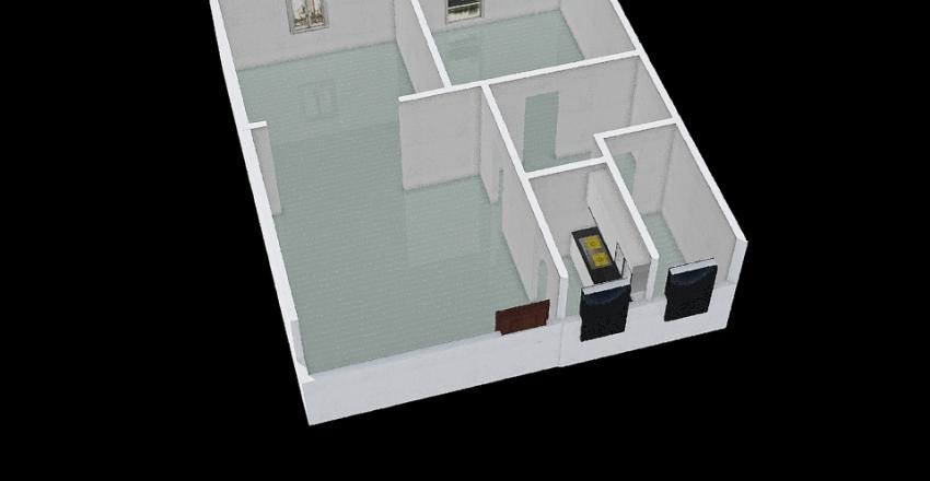 transiti Interior Design Render