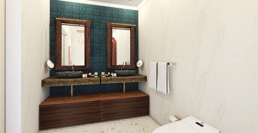 House Minimalista Interior Design Render