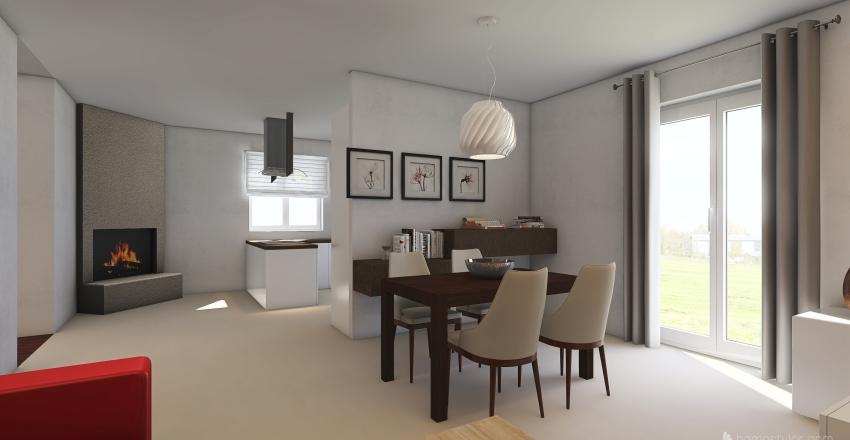 13_APPARTAMENTO_FACILE Interior Design Render
