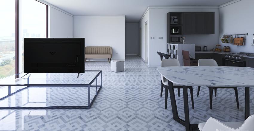 1239 Interior Design Render
