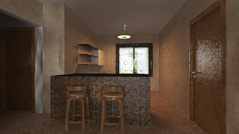 Nuevo Proyecto. Octavio. Interior Design Render