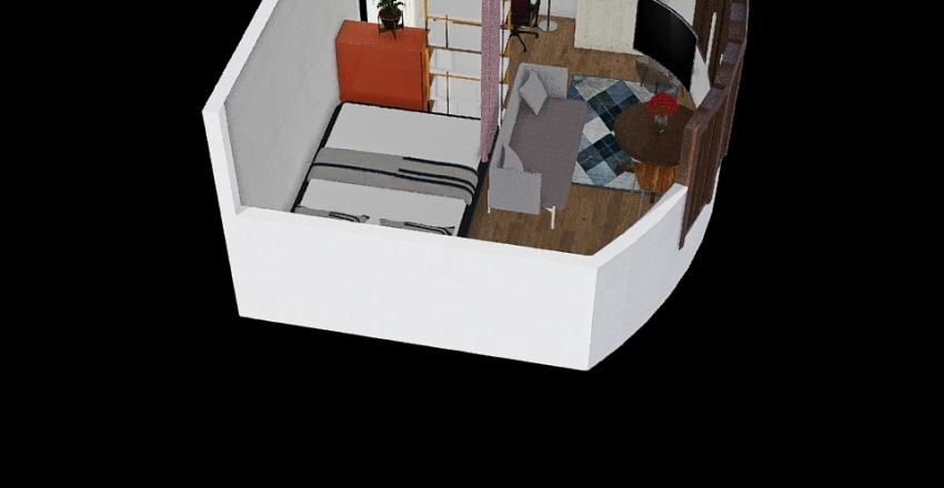 saved Interior Design Render