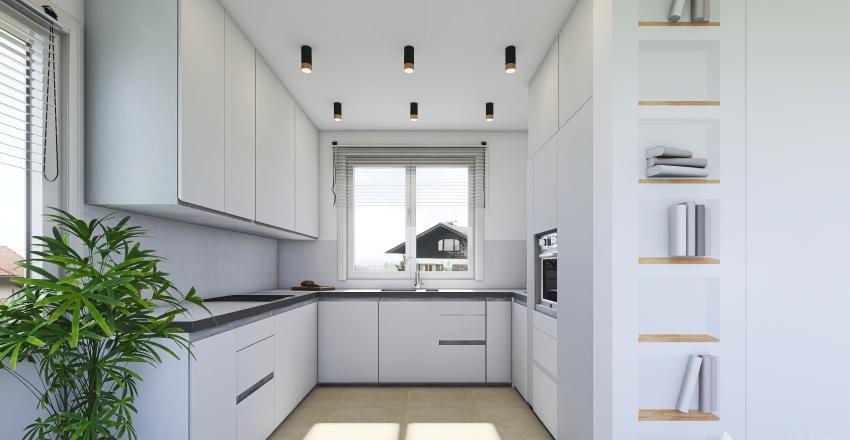 Kuchnia Sylwii Interior Design Render