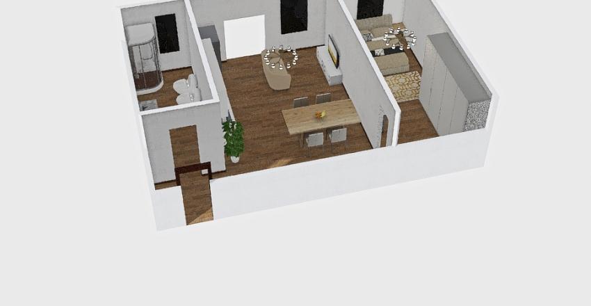 proposta Interior Design Render