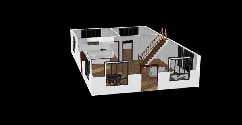 ghar Interior Design Render
