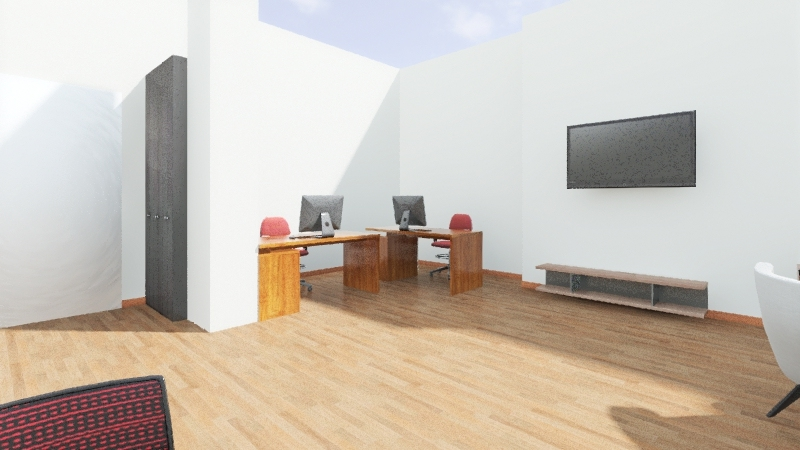 физтех Interior Design Render