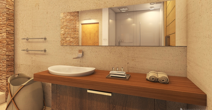 HOUSEE Interior Design Render
