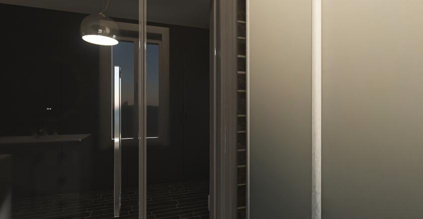 Portugal Farm 128m2 Interior Design Render