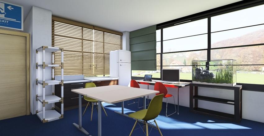 紅棉RS 6 Interior Design Render