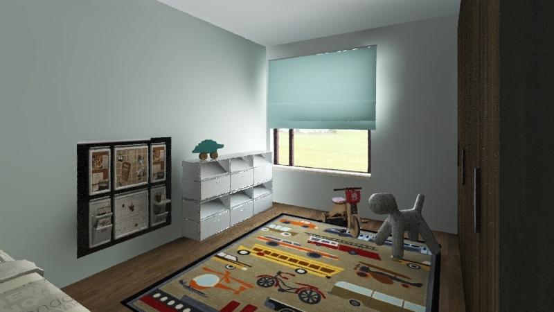 ALIA 2014 Interior Design Render