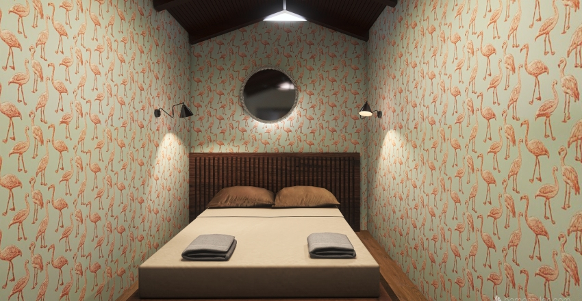 Biro at home Interior Design Render