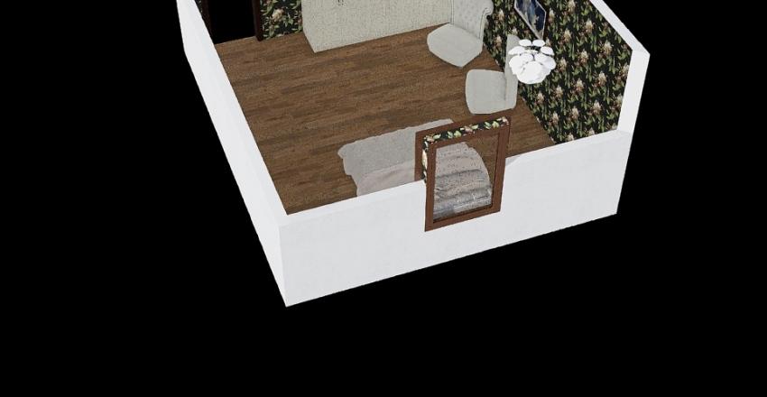 الفردوس Interior Design Render