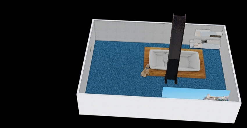 fdsdf Interior Design Render