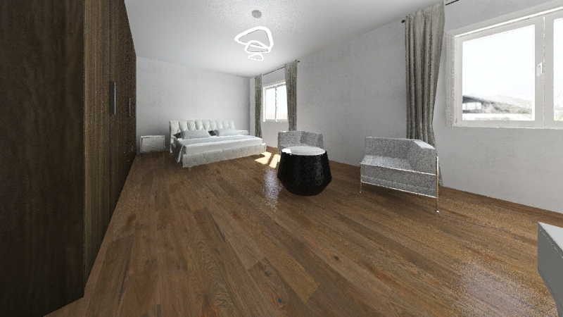 Mine Interior Design Render