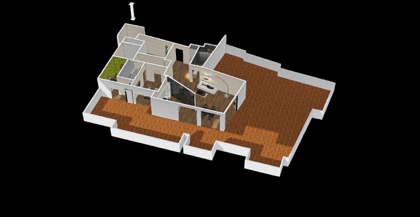 pianta Interior Design Render