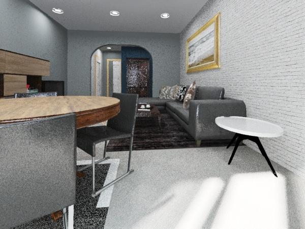 CASA 17 Interior Design Render