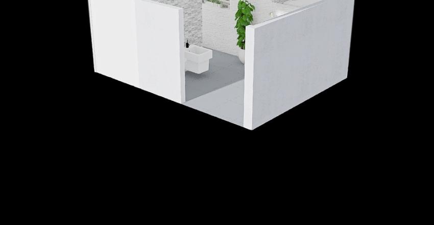Bagno Silvia1 Interior Design Render