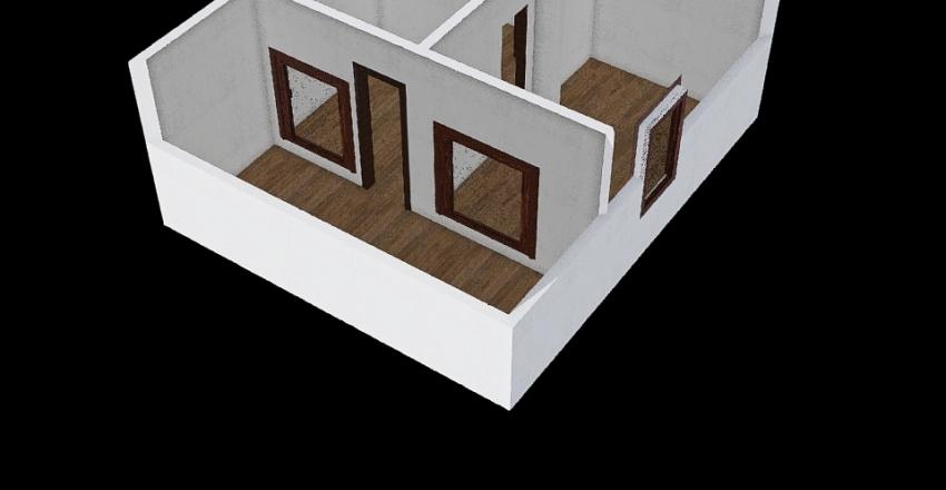 Ehrlichova 9 Interior Design Render