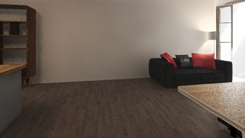 #403-3 Interior Design Render