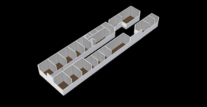escuela Interior Design Render
