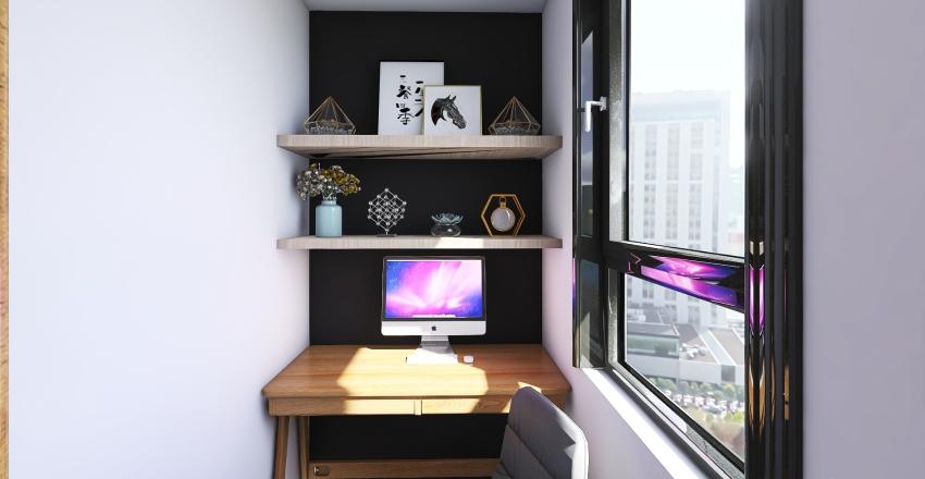 Offices - Oficinas Interior Design Render