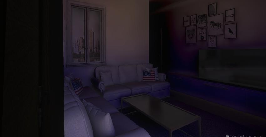 moony Interior Design Render