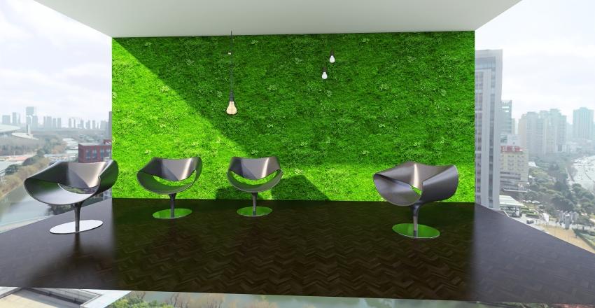 Scene Interior Design Render