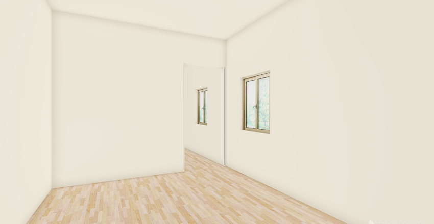 B2 Interior Design Render