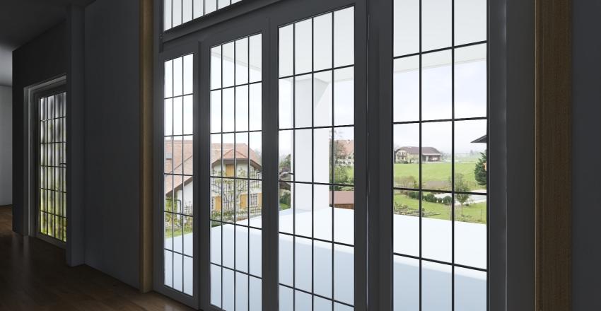 Elsworth II - 1st Floor Interior Design Render
