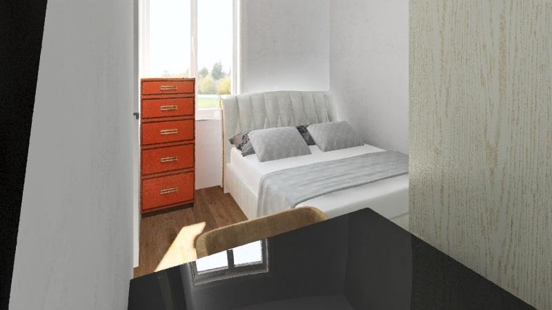 plano 122 Interior Design Render
