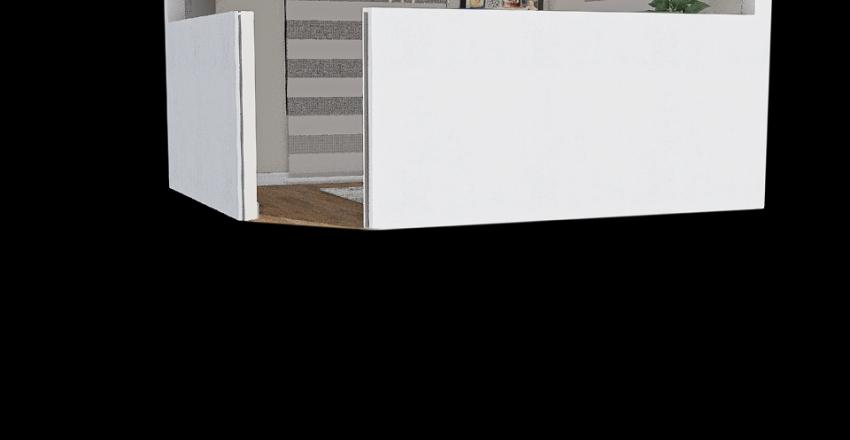 Estudio Casa Fernandez 2 Interior Design Render