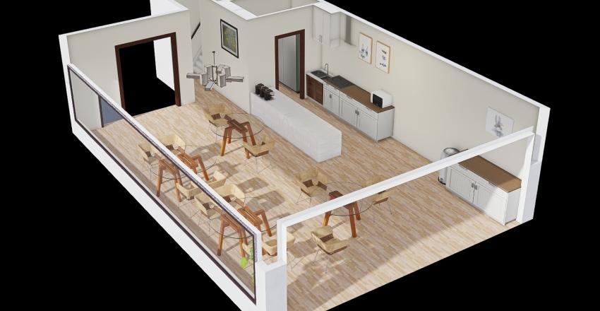 건일 Interior Design Render