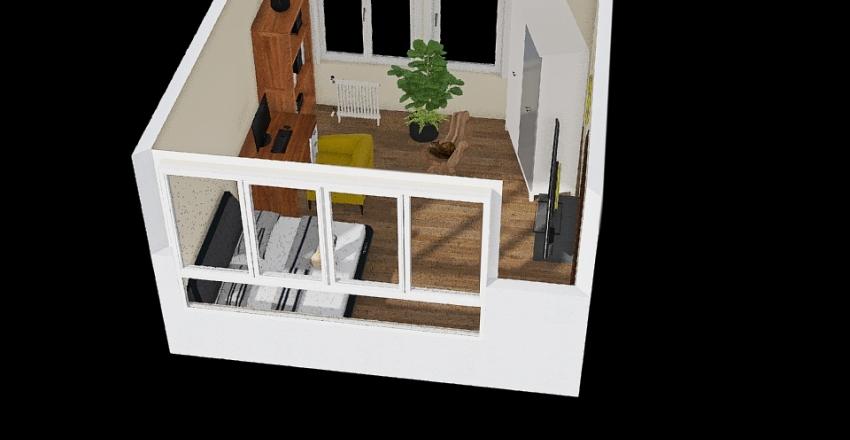 My chilling room Interior Design Render