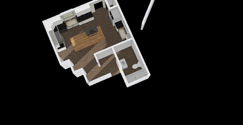 Kitchen remodel#2 Interior Design Render