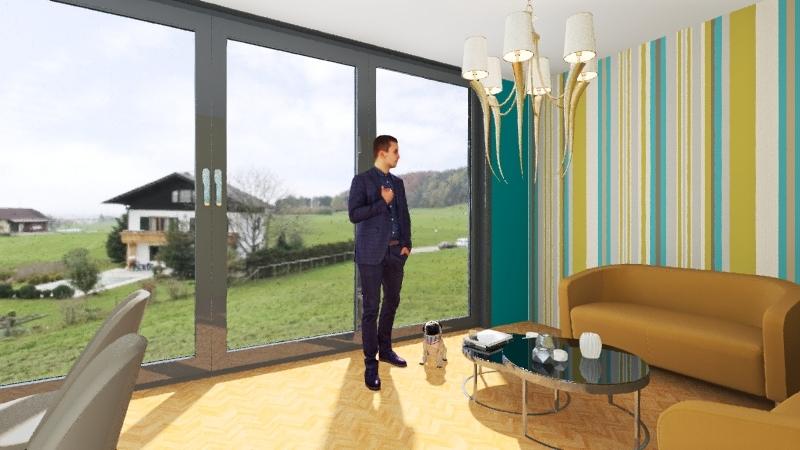 Práctica IIAD 1 Interior Design Render
