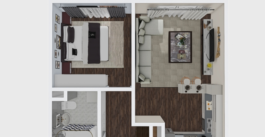 1 44 2 Interior Design Render