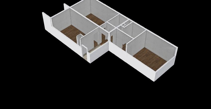 444 Interior Design Render