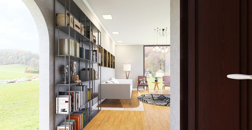 normal Interior Design Render
