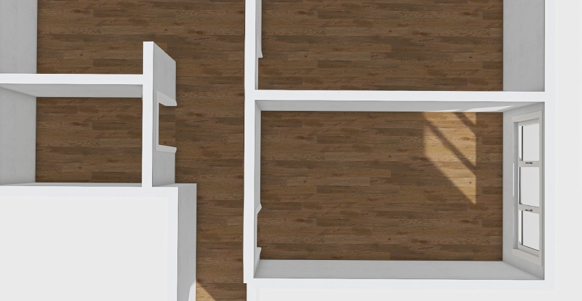Kasia Nowacka Interior Design Render