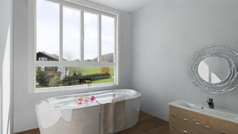 moderna suite  Interior Design Render