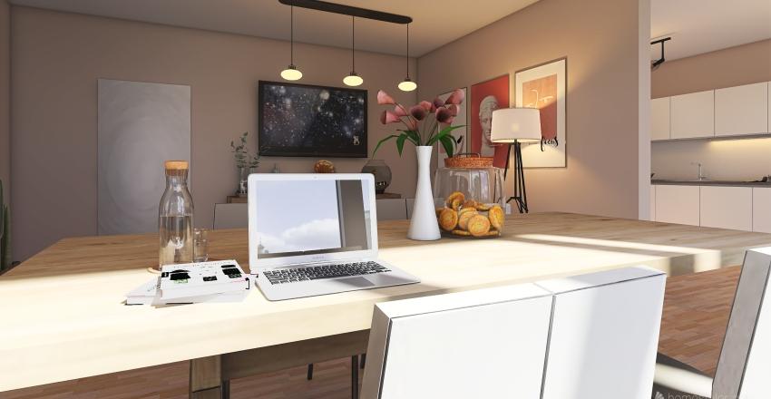Iris Interior Design Render