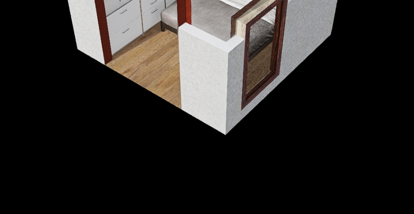 DreamBedRoom_AP Interior Design Render
