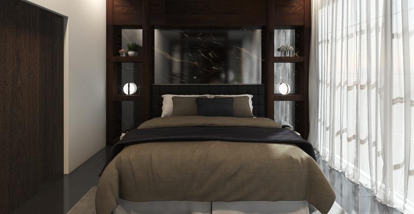 LUX HOUSE Interior Design Render