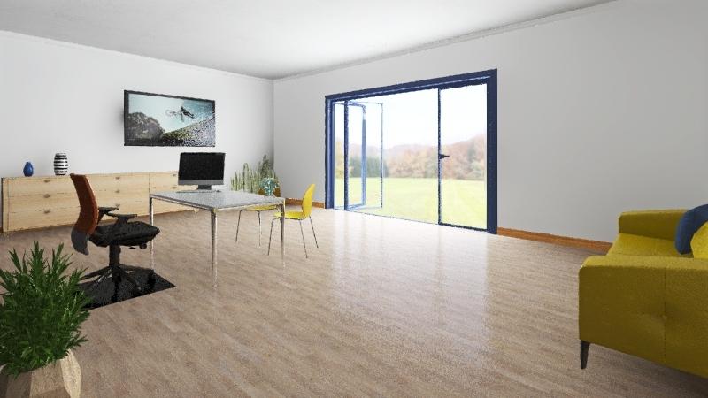 moonlight Interior Design Render