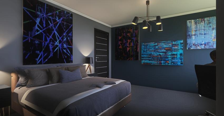 Million Home Interior Design Render