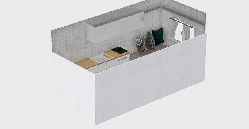van Interior Design Render