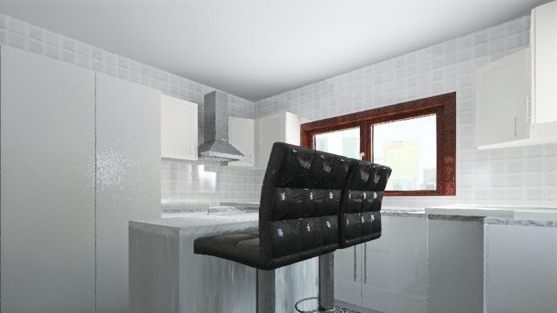 Odorkor Interior Design Render