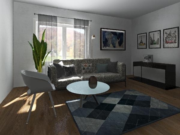 Casa Capa Interior Design Render